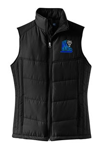FSC of MemphisLadies Puffy Vest