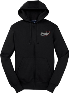 Heartland FSC Full Zip Hooded Sweatshirt