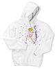 Ice Skate Ina Bauer Hoodie