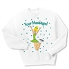 Ice Skate Jump for Joy Crewneck Fleece