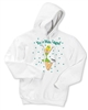 Ice Skate Jump for Joy Hoodie