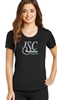 ISC Fresno Ladies posicharge Scoop neck tee