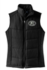 Kingsgate SC Ladies Puffy Vest