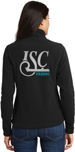 ISC Fresno Ladies Fleece Jacket