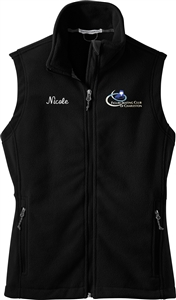 FSC of Charleston Ladies Fleece Vest