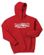Lincoln Elementary Desing A Hoodie