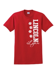 Lincoln Elementary Design C Tee