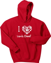 Lincoln Elementary Design D Hoodie