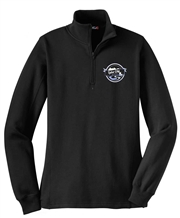 Lake City 1/4 Zip Sweatshirt