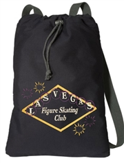 Las Vegas FSC Cinch Bag