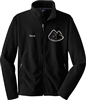 McCall FSC Fleece Jacket with Chest Logo