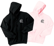 NCL Los Gatos Saratoga Hooded Fleece