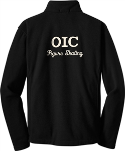 OIC Figure Skating Polar Fleece Jacket