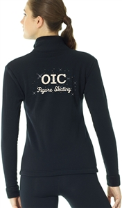 OIC Figure Skating  Mondor Polartec Jacket #4483