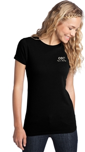 OIC Figure Skating  Embroiderd Tee