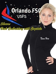 Orlando FSC Mondor Supplex Jacket