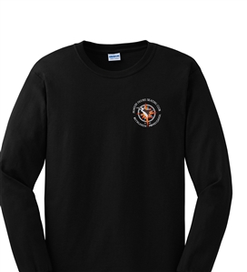 Penguin FSC Embroidered Long Sleeve Tee