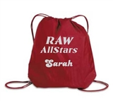 Raw Allstars Cinch Bag