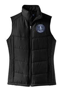 Santa Fe SC Ladies Puffy Vest