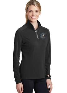 Santa Fe SC Ladies 1/4 Zip Athletic Fleece
