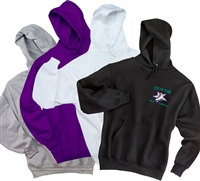 Silver Stars Synchro Hoodie for Fans