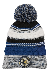 Center Ice FSC Pom Beanie