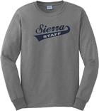 Sierra Staff Long Sleeve Tee