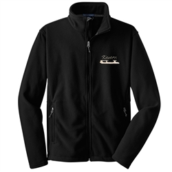 Sun City Blades Polar Fleece Jacket