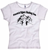 Wasatch Girls/Ladies Jesey Tee White
