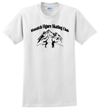 Wasatch Unisex Tee - White