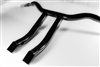 10 inch MX-TBARS POWDERCOAT BLACK (RG15)