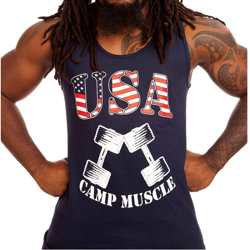 Men's USA Tank Top