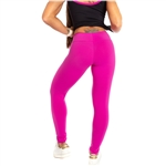 You will love our Supplex® leggings. 4-way stretch, soft feel, and moisture-wicking material make these the pants of choice and once size fits most!