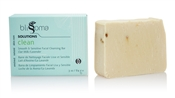 Blissoma Clean - Smooth and Sensitive Facial Cleansing Bar, Oatmilk/Lavender