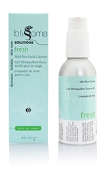 Blissoma Fresh - Mild Rice Facial Cleanser