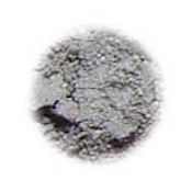 Mineral Eye Shadow - Silver Leaf
