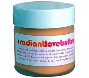 Radiant Love Butter - 120ml