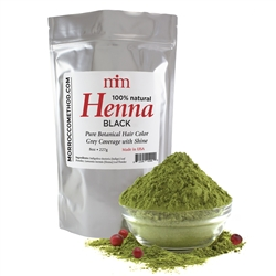 Botanical True Color Henna - Black