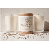 Love - Chai Spiced Tea Natural Wood Soy Candle