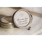 Lavender Chai Organic Lotion Bar - Living Earth Beauty