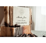 Raw Vegan Soap - Mocha Java