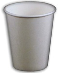 1 CASE 12 OZ. PAPER HOT CUP (WHITE), 20SLV X 50PCS
