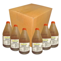 1 CASE OF BOBA LOCA® BANANA SYRUP, 5.5 lbs (2.5kg) , 6BT