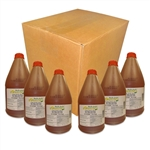 CASE OF BOBA LOCA® ORANGE SYRUP, 5.5 lbs (2.5kg)/ 6BT