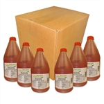 CASE OF BOBA LOCA® PASSION FRUIT SYRUP, 5.5 lbs (2.5kg)/ 6BT