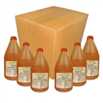 CASE OF BOBA LOCA® PINEAPPLE SYRUP, 5.5 lbs (2.5kg), 6 BOTTLES