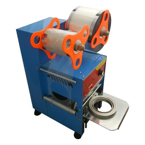 AUTOMATIC CUP SEALING MACHINE, MODEL ET-A9, 110V. , cup ...