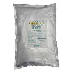 BOBA LOCA® KIWI MILK POWDER, 2.2 lbs (1kg) BAG