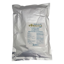 BOBA LOCA® MANGO MILK POWDER, 2.2 lbs (1kg) BAG