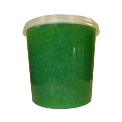 BOBA LOCA® LIME BURSTING BOBA, Net Wt. 7.04lbs  JAR